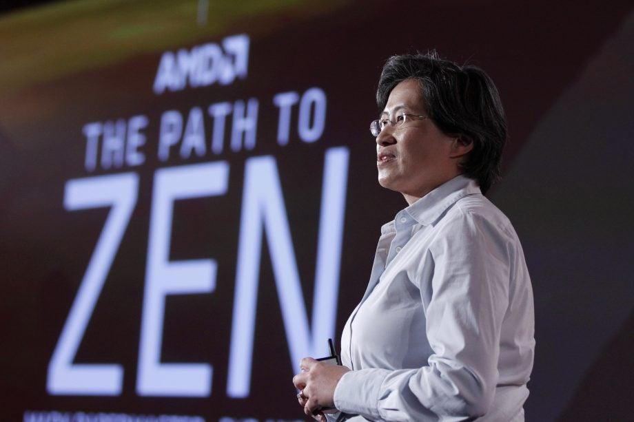 AMD Zen Lisa Su