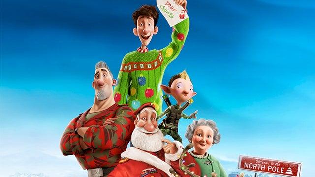 arthur christmas - Best Christmas Films