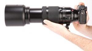 Fujifilm XF 100-400mm 6