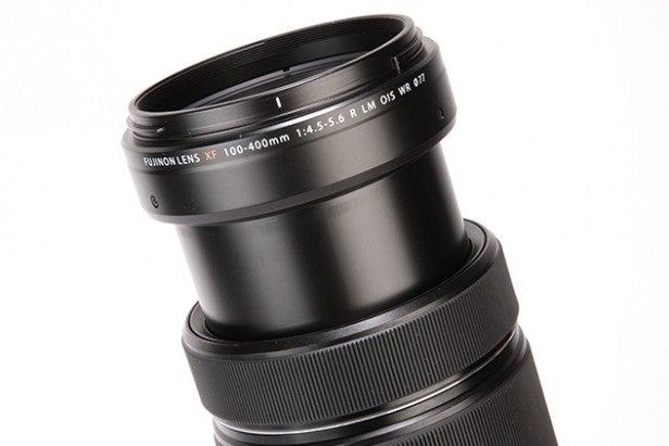 Fujifilm XF 100-400mm 7