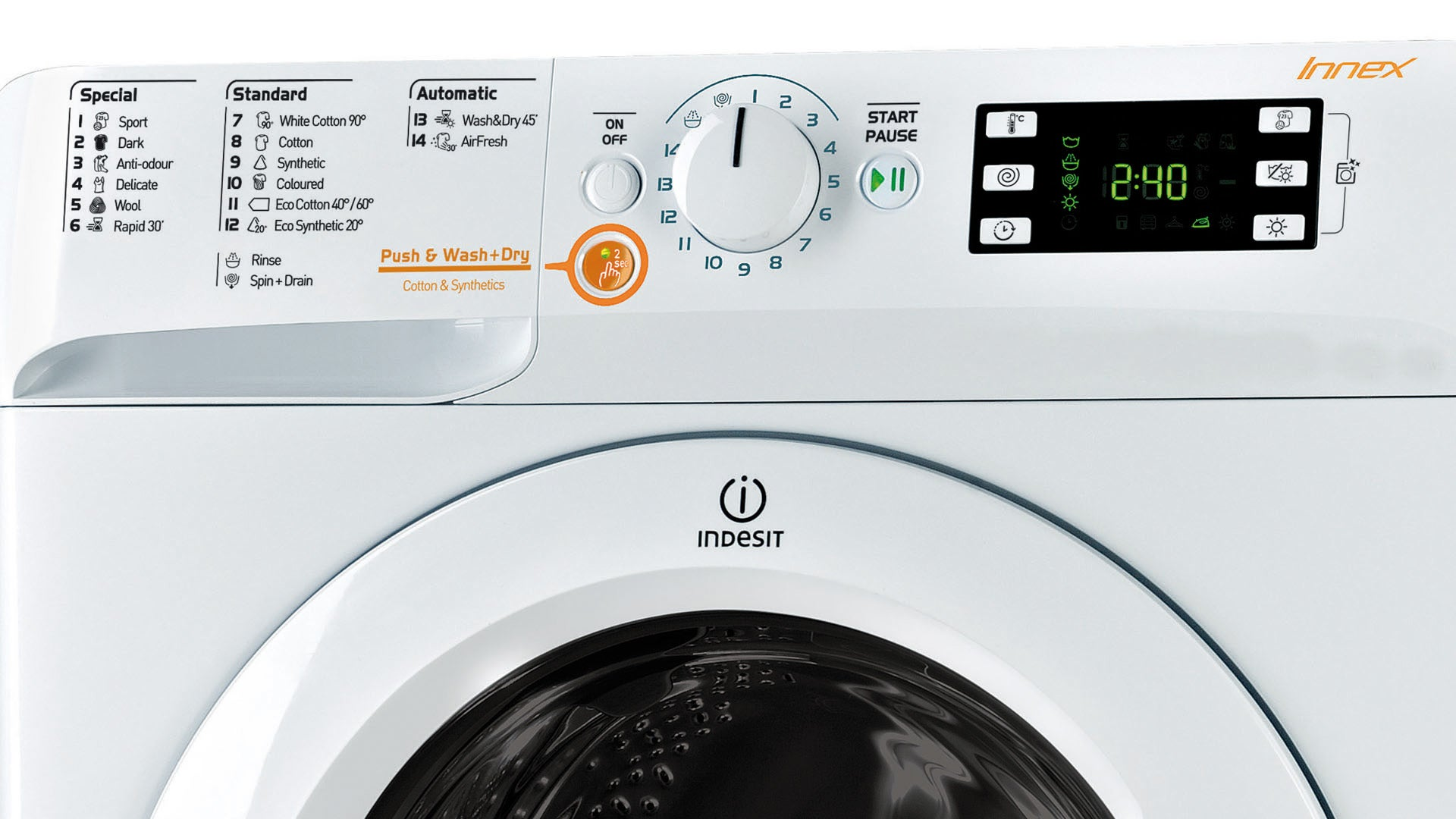 Indesit innex xwde 751480x review trusted reviews buycottarizona Choice Image