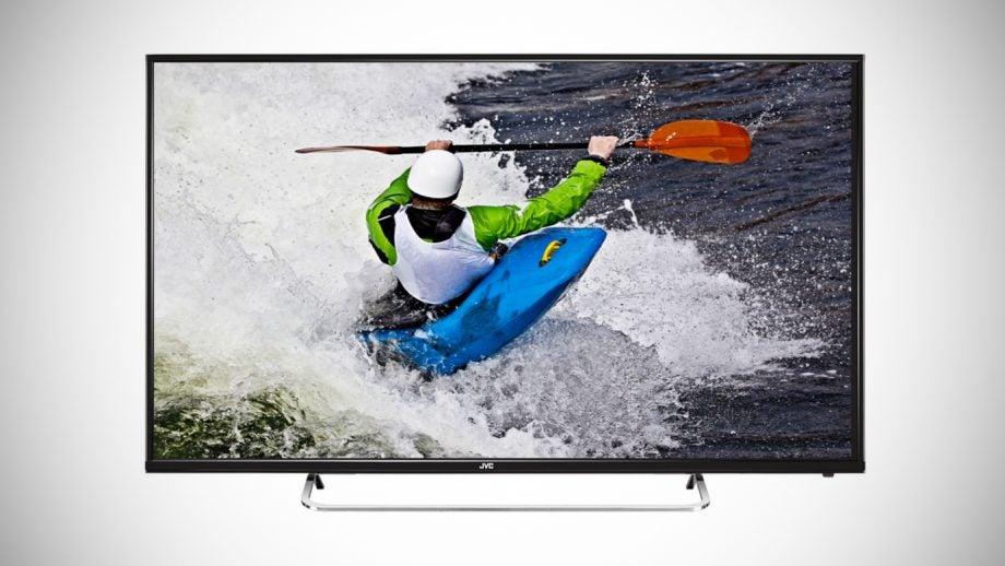 JVC LT-42C550 LCD TV