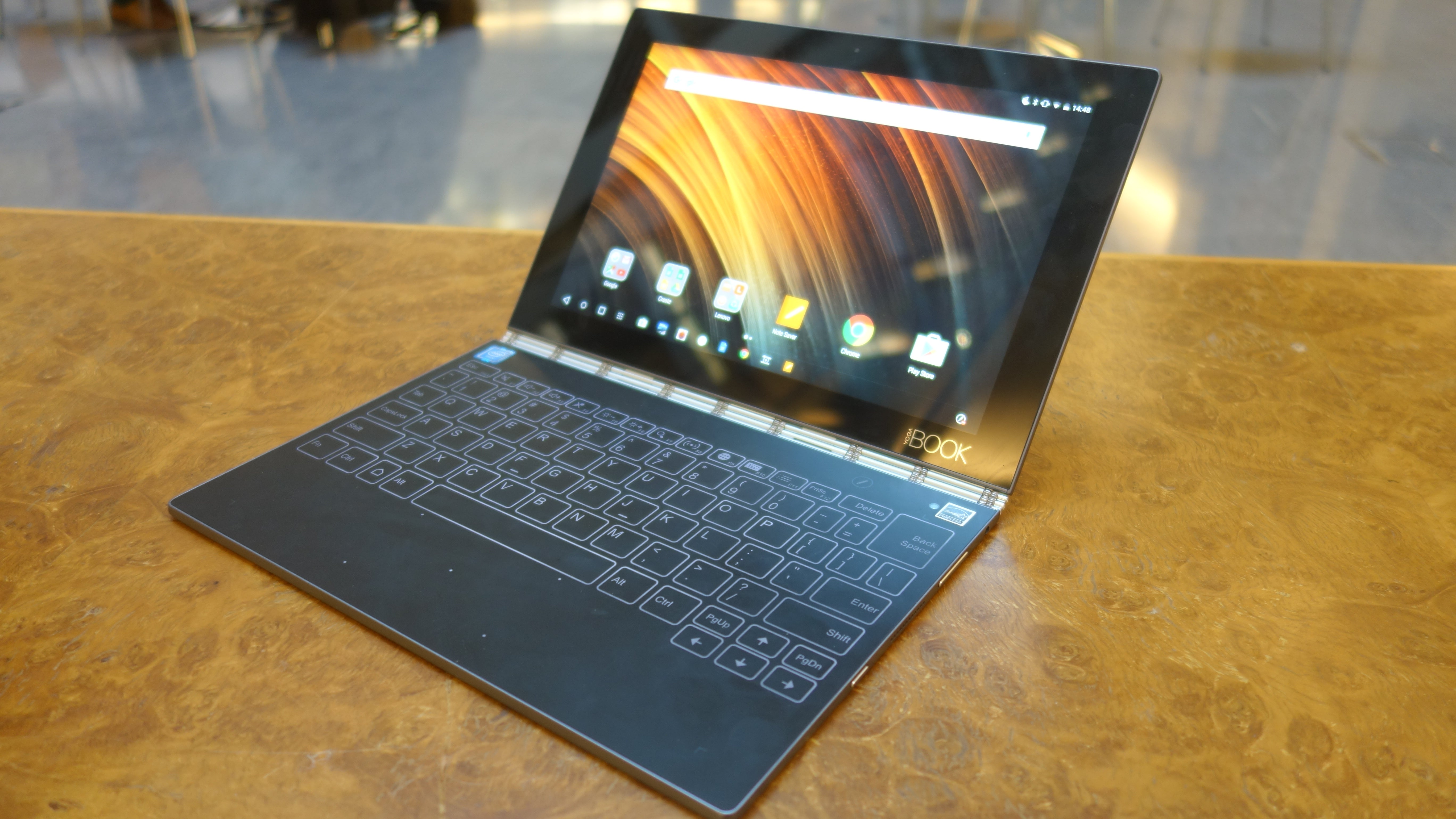 Lenovo Yoga Book Review Trusted Reviews