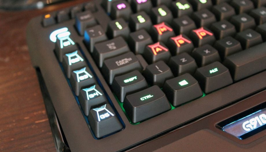 Logitech G910 Orion Spectrum Review   Trusted Reviews