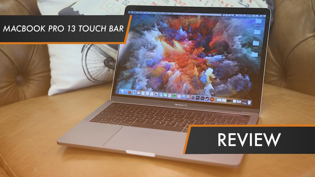 Macbook Pro 13 Inch 2016 With Touch Bar Review