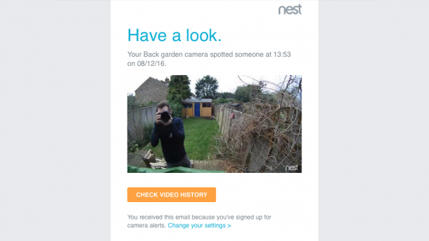 Nest Cam Outdoor 9