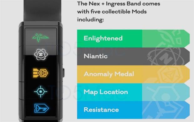 Niantic Ingress