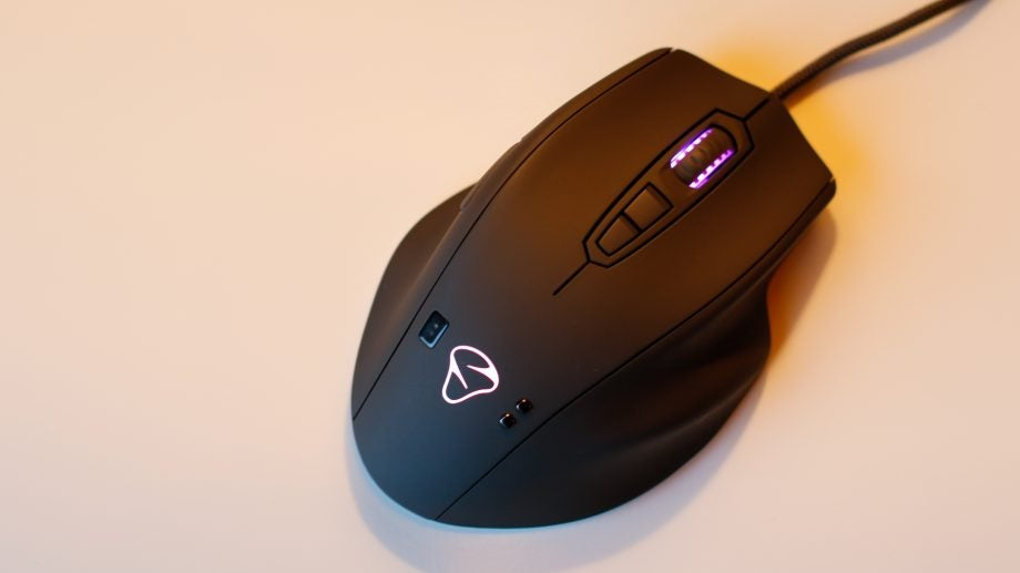 Best gaming mouse: Naos QG