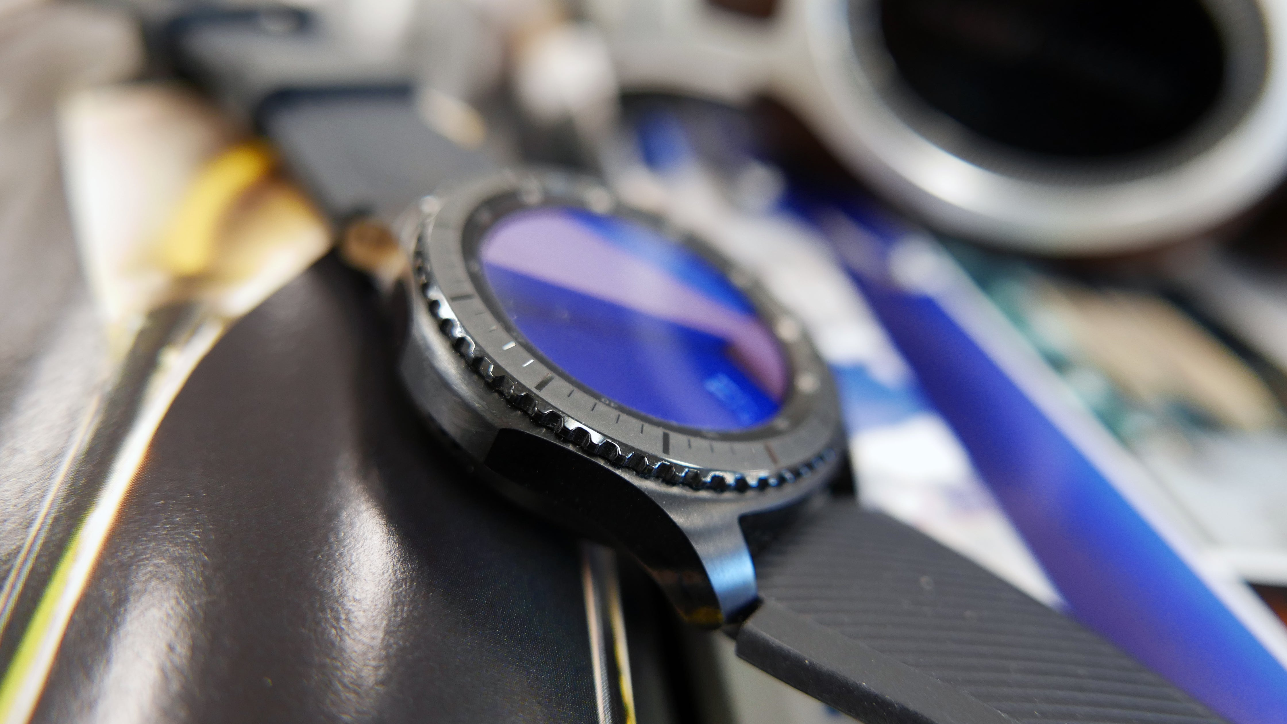 This Samsung patent could reveal the Gear S4's killer feature | Trusted Reviews