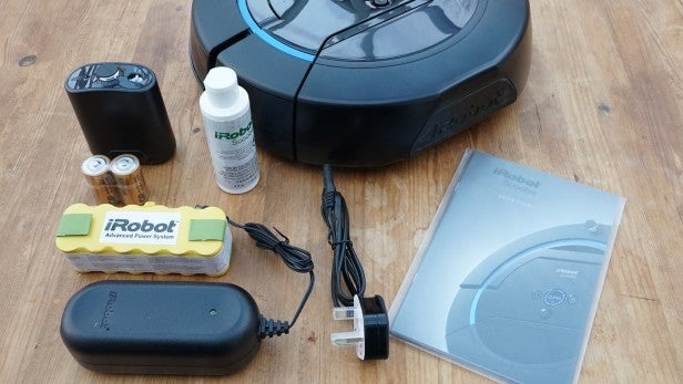 Irobot Scooba 450 Review Trusted Reviews