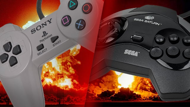 Sega Playstation