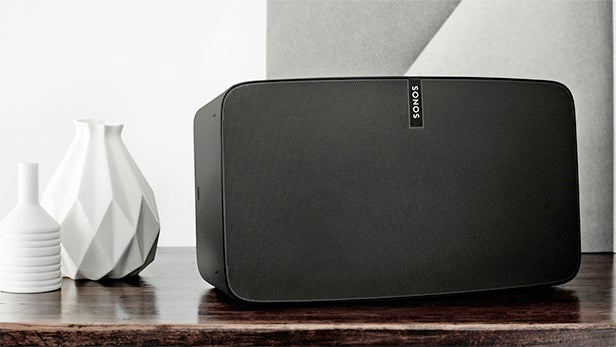 sonos speakers not picking up new router