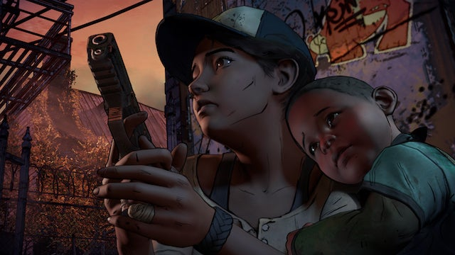The Walking Dead Season 3 is back with a brutal new trailer
