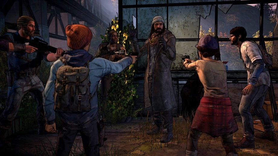 Telltale's The Walking Dead Season 3 A New Frontier Review