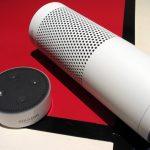 Amazon Echo Dot and Echo