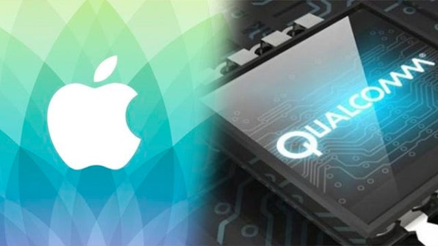 Image result for apple and qualcomm