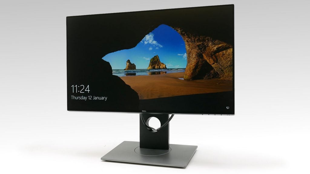 best monitor for photo editing 2018 dell