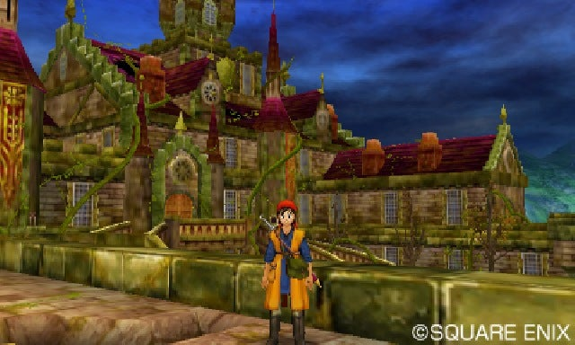 Dragon Quest Viii Journey Of The Cursed King 3ds Review Trusted