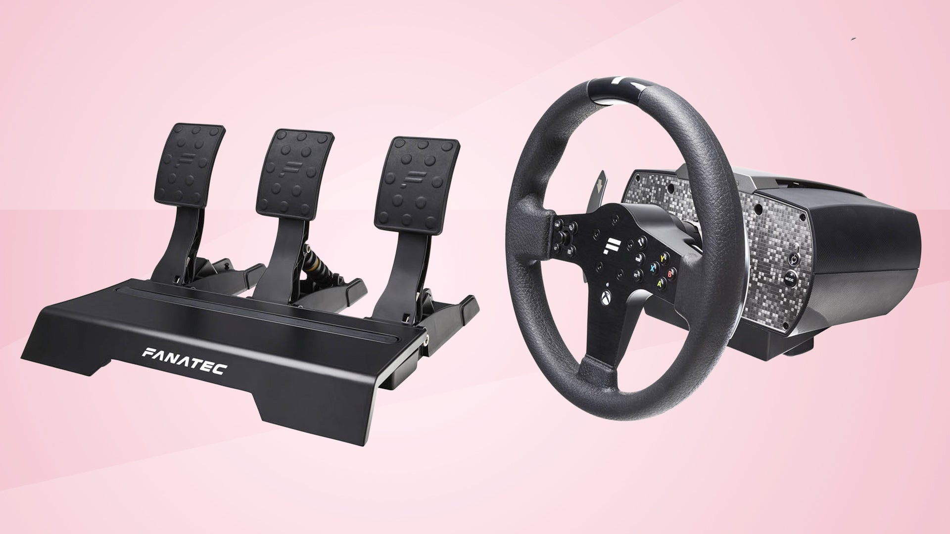 fanatec csl elite review trusted reviews. Black Bedroom Furniture Sets. Home Design Ideas