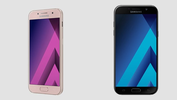 Galaxy A3 and A7