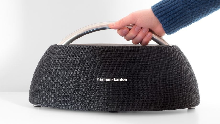 harman kardon go play 2 review trusted reviews. Black Bedroom Furniture Sets. Home Design Ideas