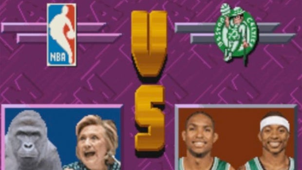 Unofficial NBA Jam '2K17' update is your chance to reject