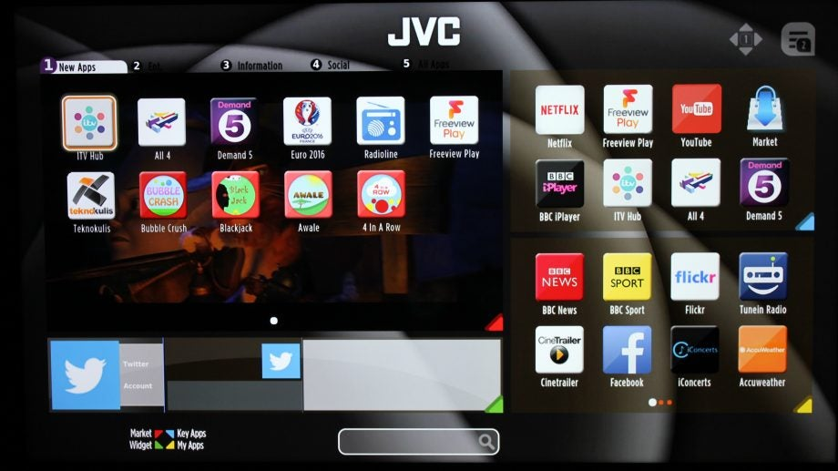 JVC LT-43C862 Review | Trusted Reviews