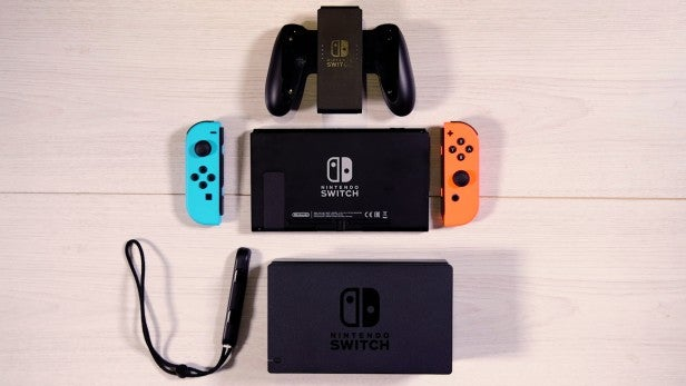 Nintendo switch review the most exciting console right now trusted reviews - How to console into a switch ...