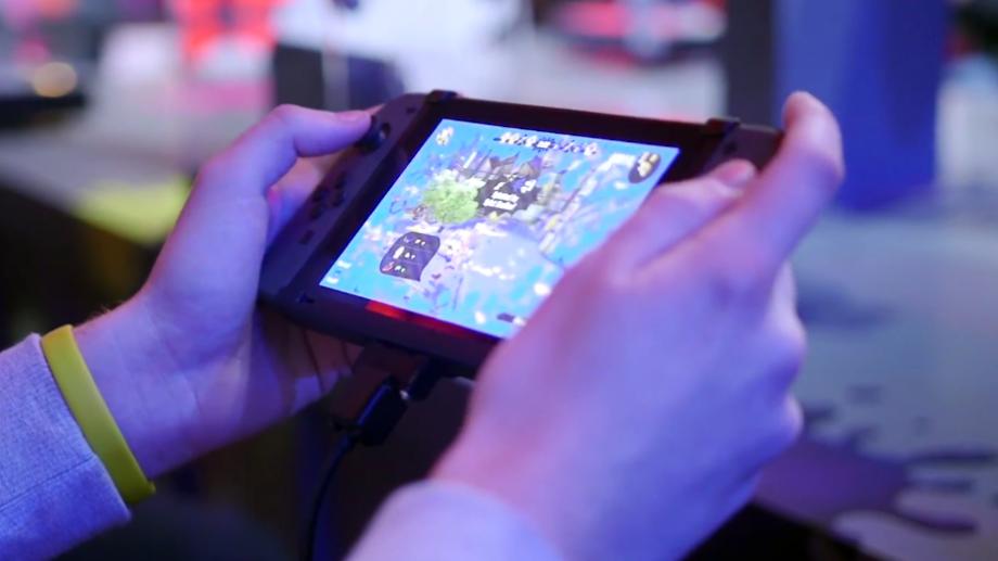 Nintendo Switch 8