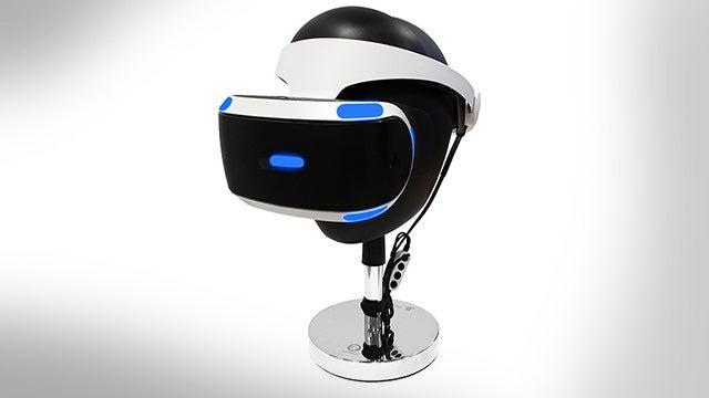PSVR headrest