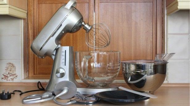 kenwood major mixer test