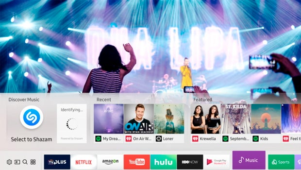 Samsung Smart TV update takes its cue from Apple TV app