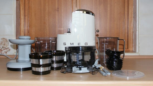 Smeg SJF01 Slow Juicer Review Trusted Reviews