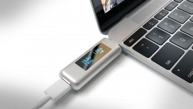 USB C Power Meter