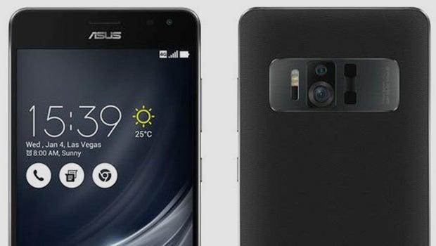 ZenFone AR evleaks