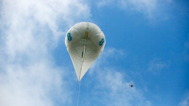 Air Mast