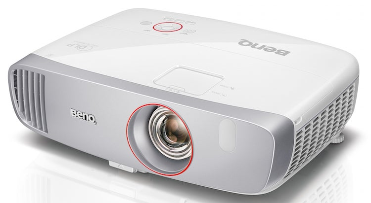 BenQ W1210ST Review   Trusted Reviews