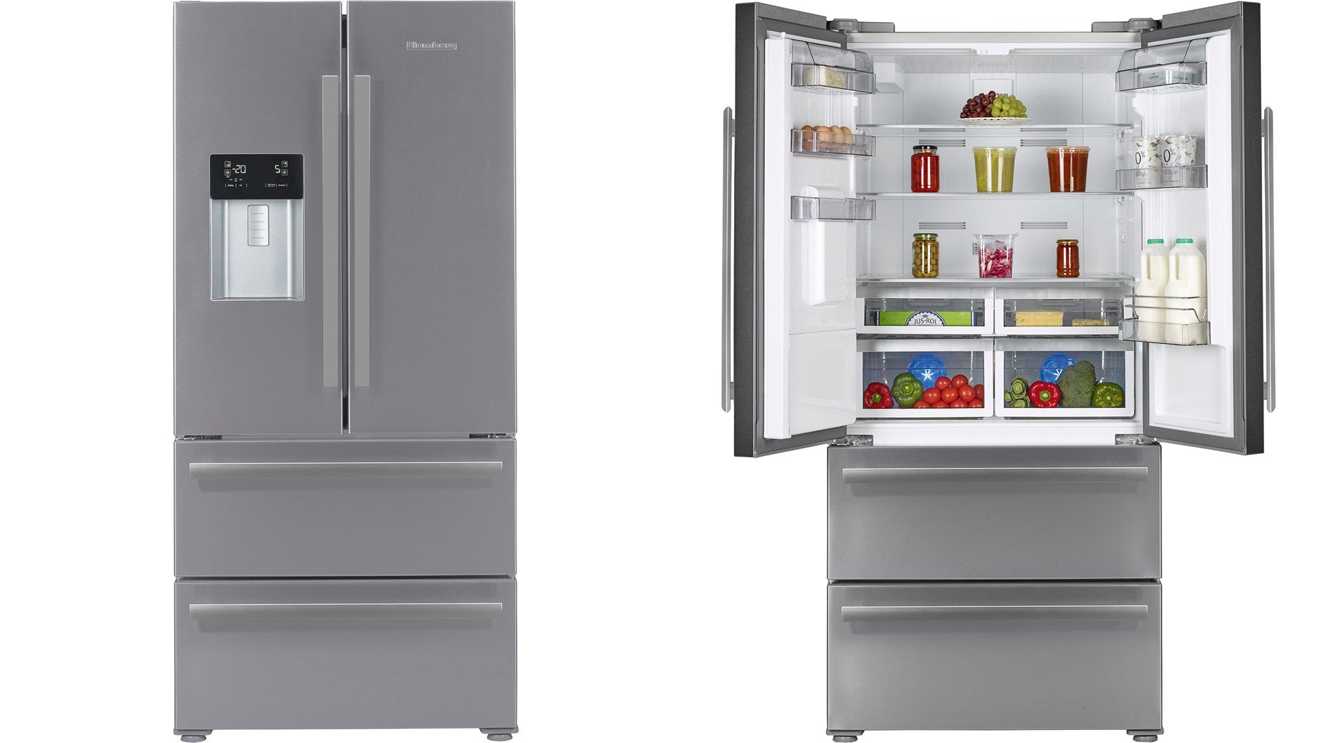 counter fridge drawer paykel refrigerators feature depth fridges rgb freezers compare fisher freezer door to kitchen bottom us