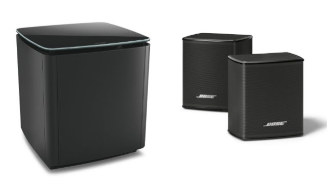 bose soundtouch 300 review trusted reviews. Black Bedroom Furniture Sets. Home Design Ideas