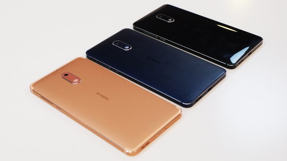 Compatible with NOKIA 6.1 (5.5 inch