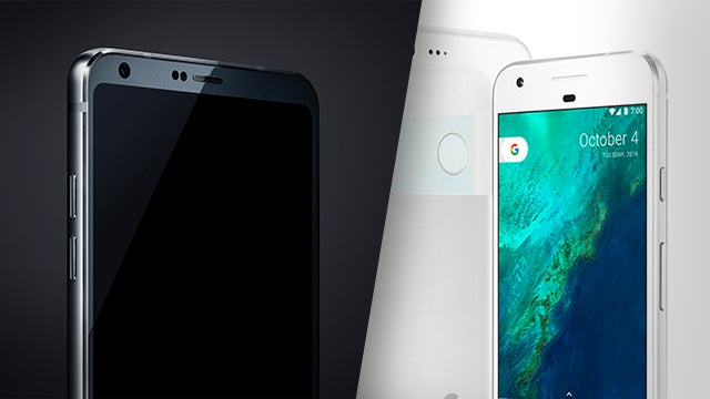 G6 vs Pixel
