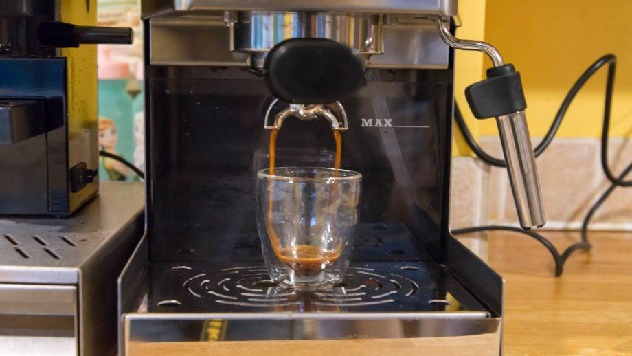 gaggia deluxe coffee machine