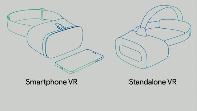 Google standalone VR