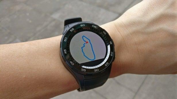 samsung watch huawei phone