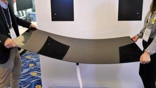 LG OLED Wall Mount 1