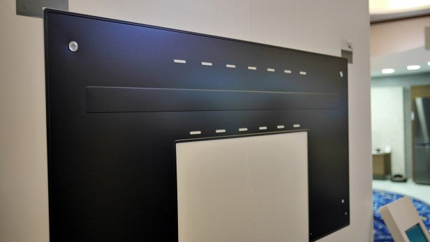 Witness The Genius Of Lg S Ultra Slim Oled Tv Wall Mount