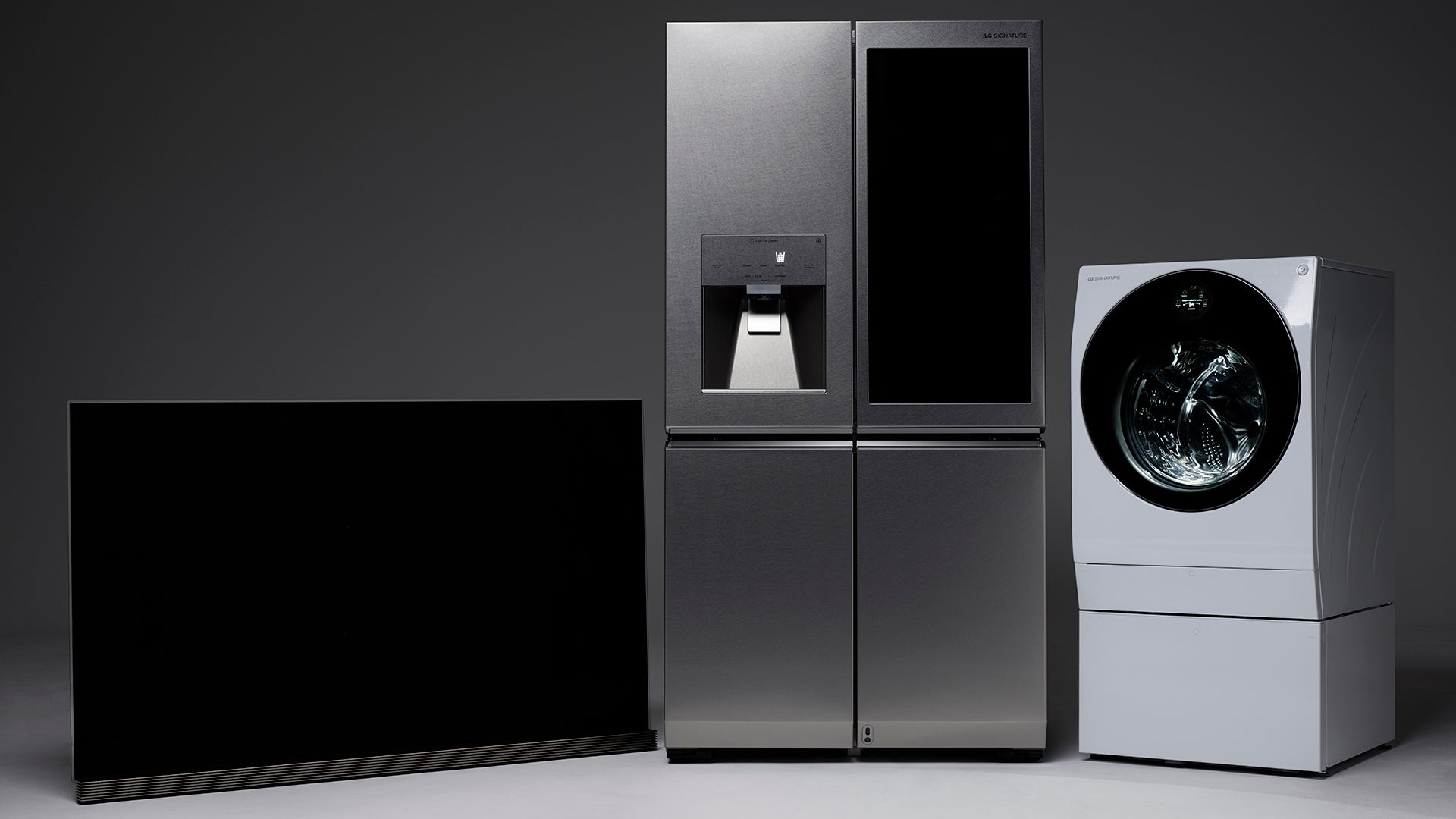 Lg Signature Range Makes Your Kitchen Feel Inadequate