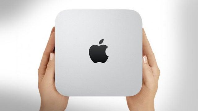 mac mini review photo editing