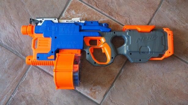 NERF Elite Hyperfire 7