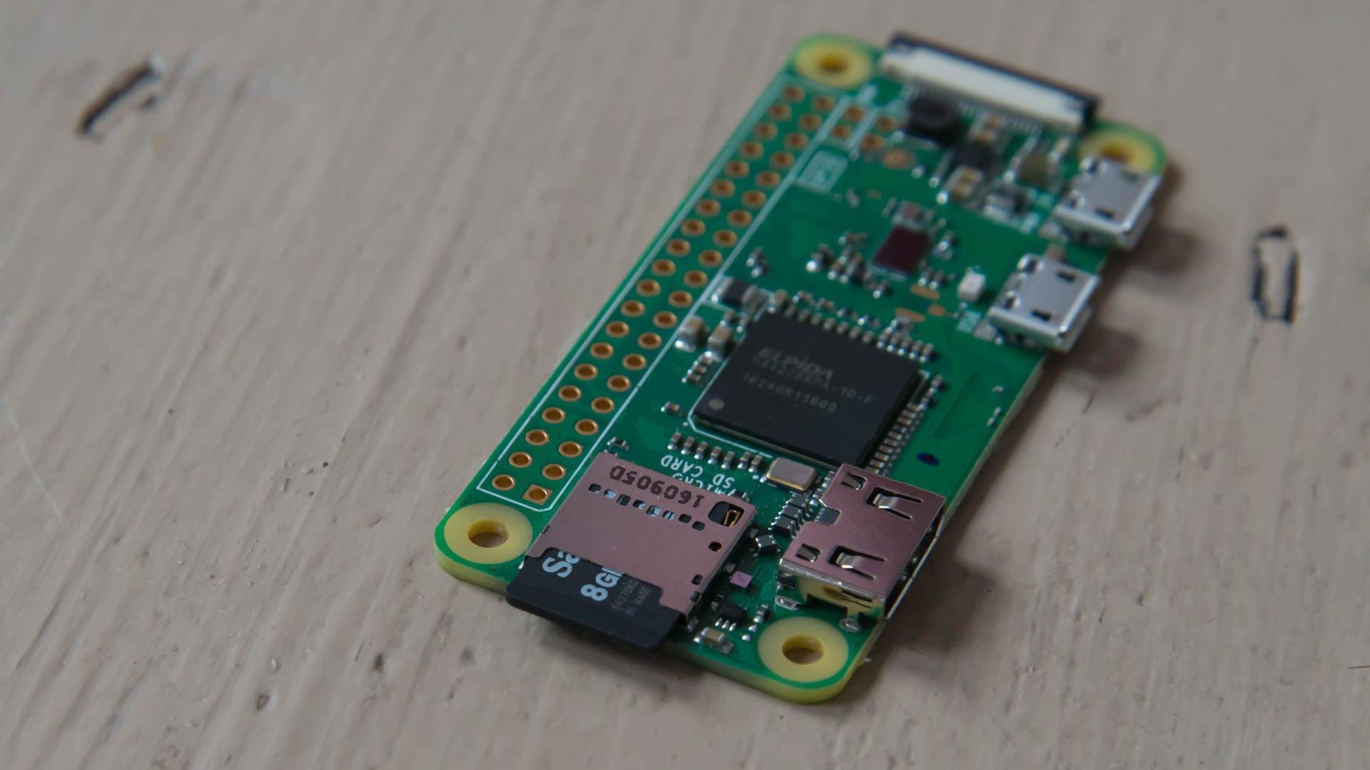 Raspberry Pi Zero W Review | Trusted Reviews